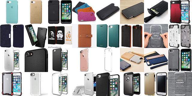 iPhone 7用ケースの一覧