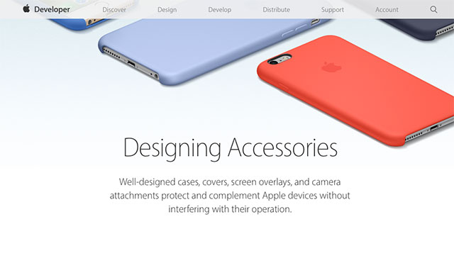 Accessories - Apple Developer