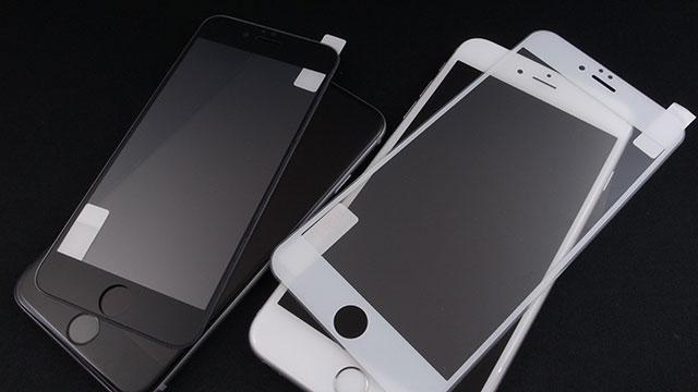 iPhone 7/7 Plus用保護フィルム