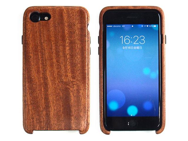 LIFE iPhone 7専用木製ケース