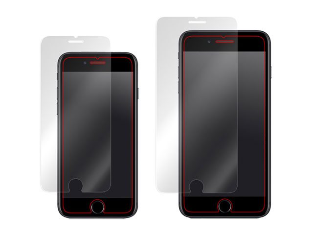 GLASS PRO+ Premium Tempered Glass Screen Protection for iPhone 7/7 Plus