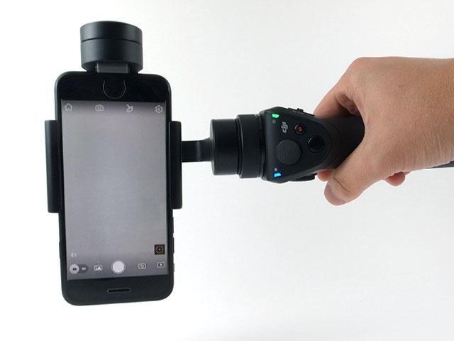 DJI OSMO Mobileジンバル