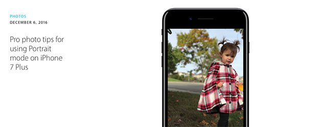Pro photo tips for using Portrait mode on iPhone 7 Plus - Apple