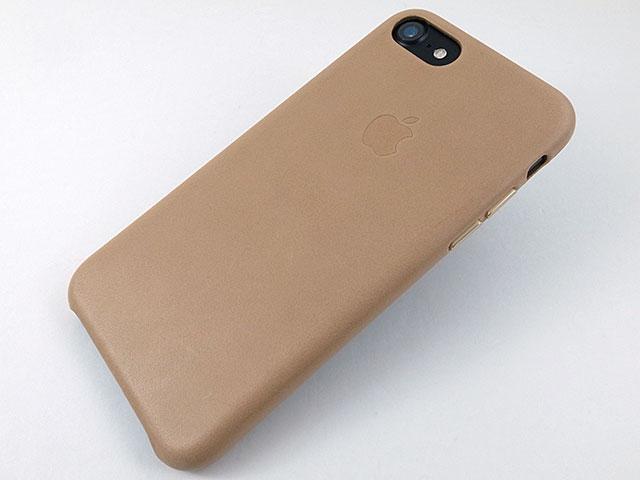 Apple純正 iPhone 7レザーケース