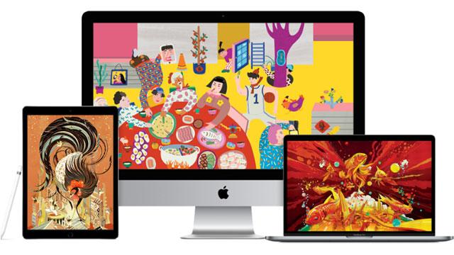 新年制造 - Apple (中国)