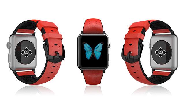 PATCHWORKS Air Strap Apple Watchバンド