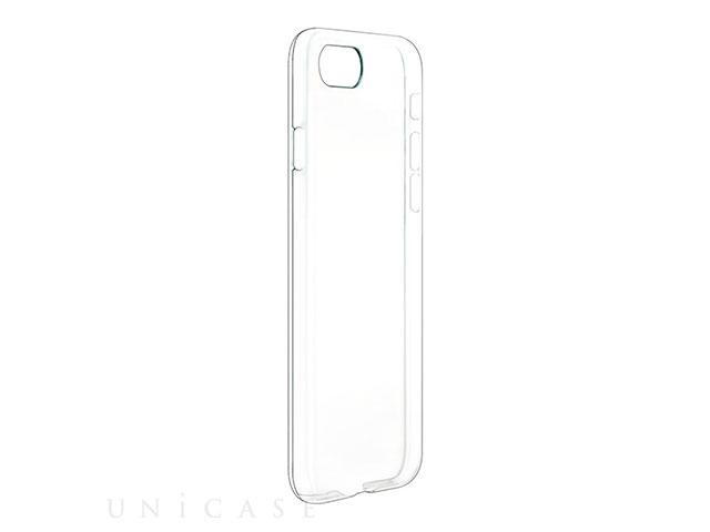 【iPhone 7 ケース】クリスタルスリムソフトケース クリスタルクリア