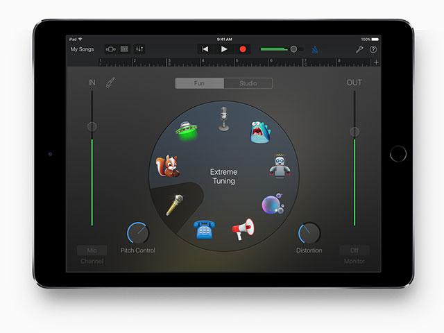 GarageBand for iOS 2.2