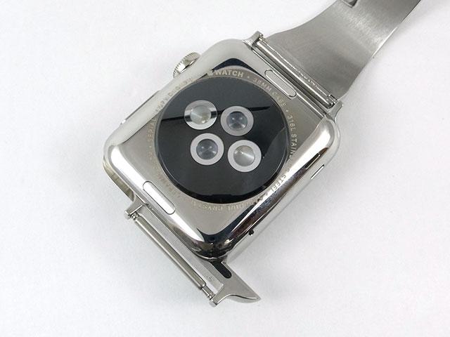 ダブルパイピング オリジナル時計ベルト 2ndモデル  Apple Watch