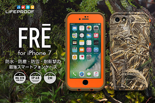 LIFEPROOF fre Realtree for iPhone 7
