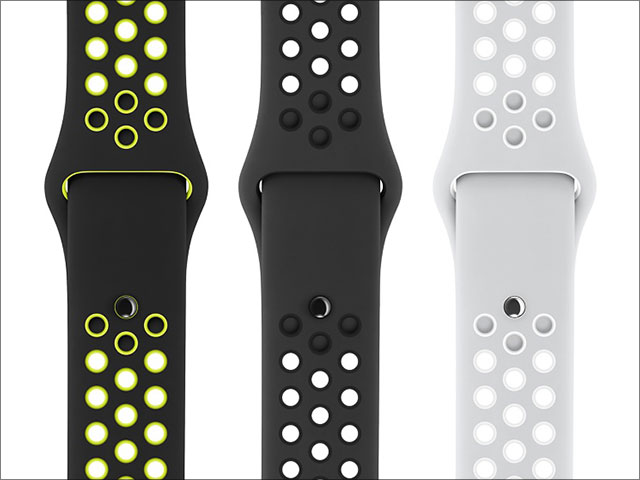 Apple Watch Nikeスポーツバンド