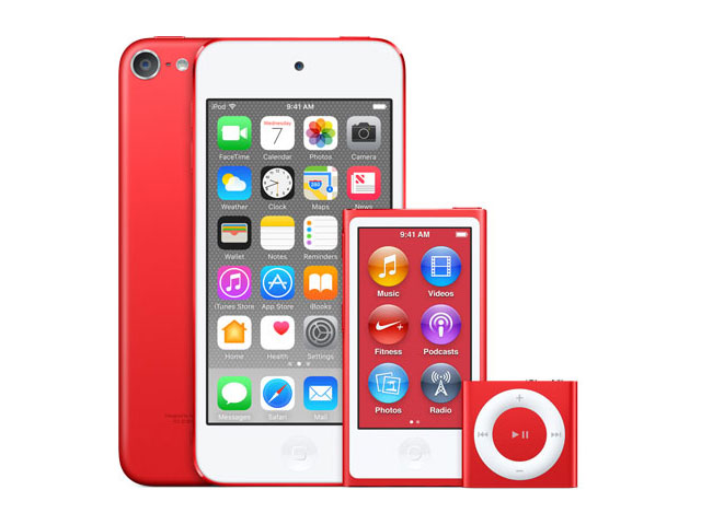 iPod (PRODUCT)RED Special Edition