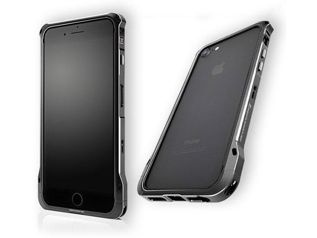 alumania EDGE LINE for iPhone 7 カッティングブラック