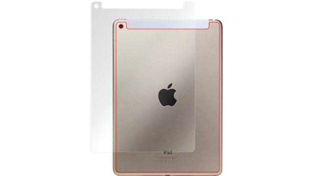第5世代iPad Wi-Fi + Cellularモデル 背面用OverLay