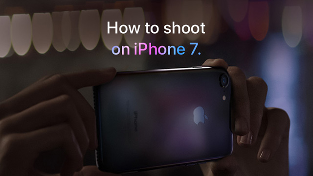 How to shoot on iPhone 7 - Photography