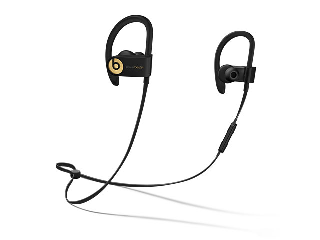 Beats Powerbeats3 Wirelessイヤフォン - トロフィー・ゴールド