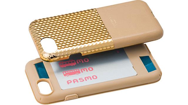 "GRAMAS FEMME ""Hex"" Hybrid Case for iPhone 7"