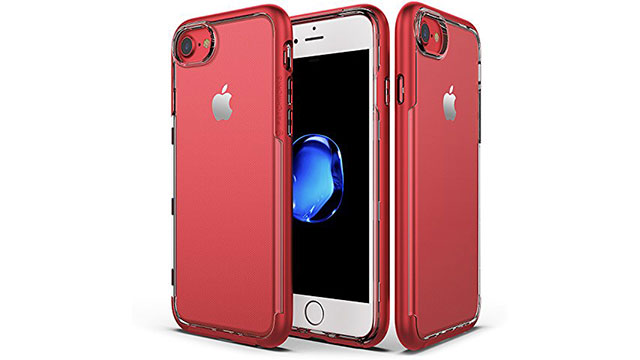 PATCHWORKS Sentinel Case for iPhone 7 レッド
