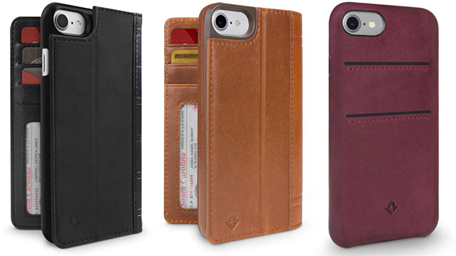 Twelve South BookBook/Journal/RelaxedLeather for iPhone 7/7 Plus