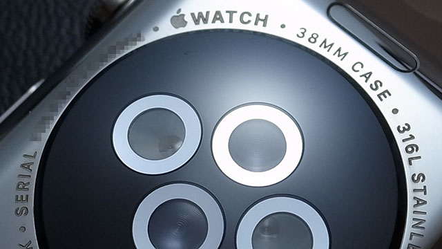 第1世代Apple Watch