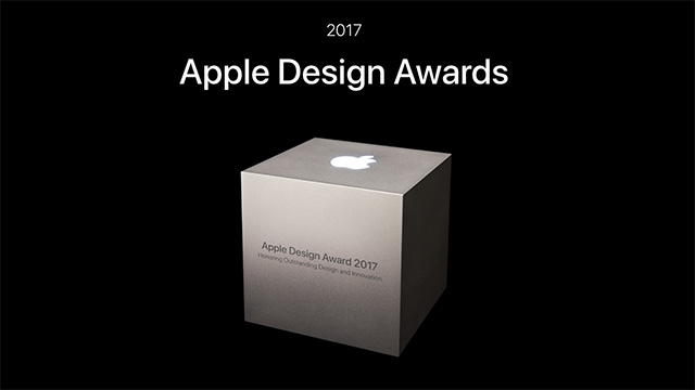 Apple Design Award 2017