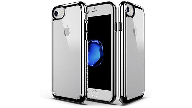 Patchworks Lumina Case for iPhone 7 クリアブラック