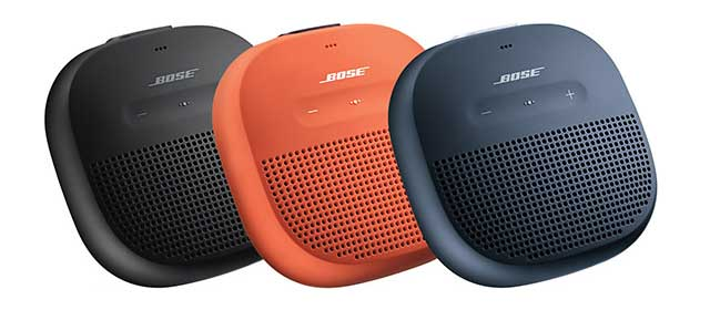 BOSE SoundLink Micro Bluetooth スピーカー