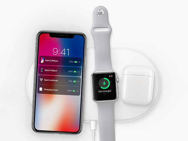 Apple AirPowerマット