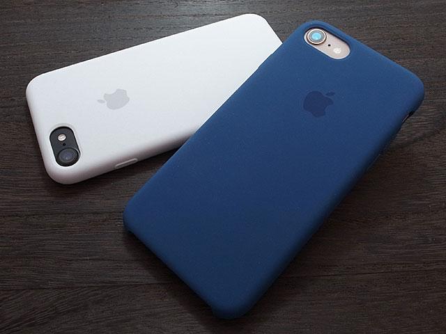 Apple iPhone 8 / 7シリコーンケース