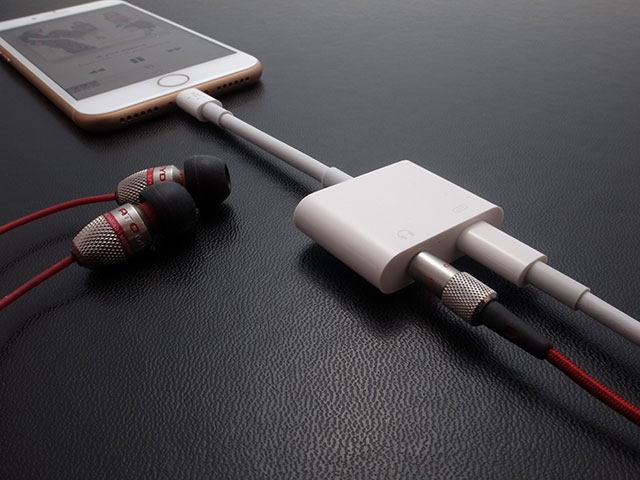 ベルキン 3.5mm Audio + Charge Rockstar