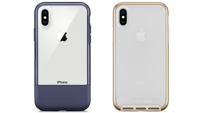 OtterBox Statement Seriesケース(iPhone X)/Tech21 Evo Elite Case for iPhone X
