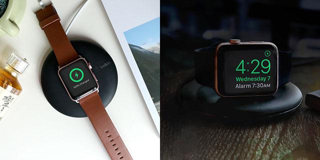 ベルキン Apple Watch用トラベルスタンド