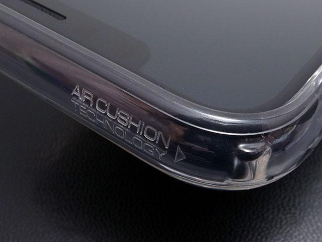 Spigenウルトラ・ハイブリッド for iPhone X