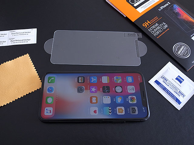 Spigen GLAS.tR SLIM for iPhone X