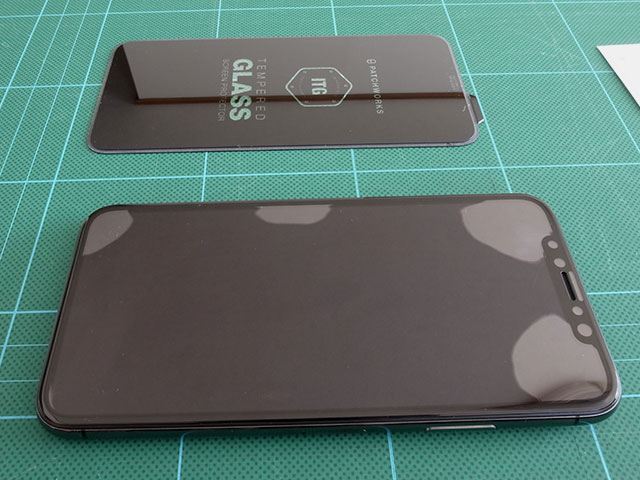 Patchworks ITG 3D Full Cover for iPhone X