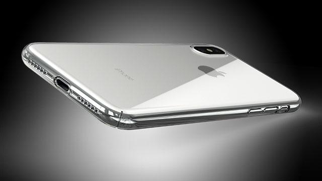 CAZE Zero 5 Tough (0.5mm) Case for iPhone X