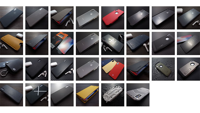 iPhone Xケース