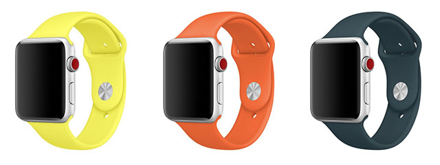Apple Watch用スポーツバンド