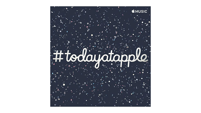 Today at Apple:ホリデーを祝って