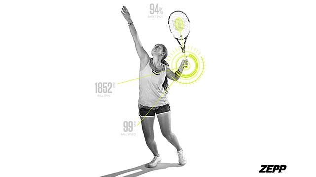Zepp テニス 2 スイングセンサー