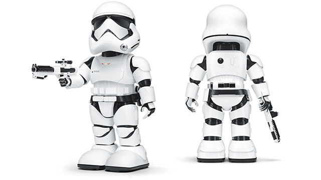 Star Wars Stormtrooper by UBTECH