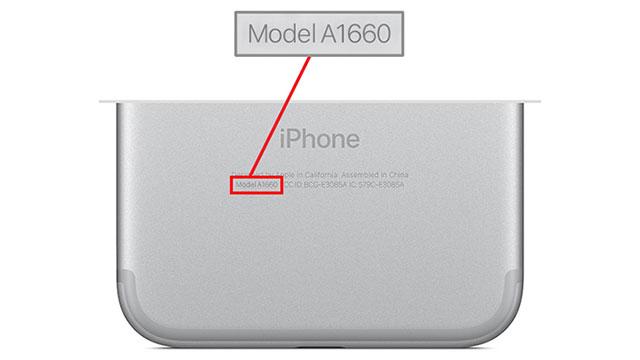 「圏外」の問題に対する iPhone 7 修理プログラム