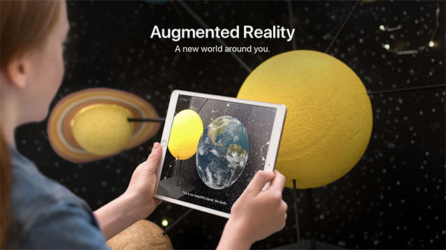 Augmented Reality - Apple