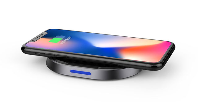 TUNEWEAR 10W Plus WIRELESS CHARGER