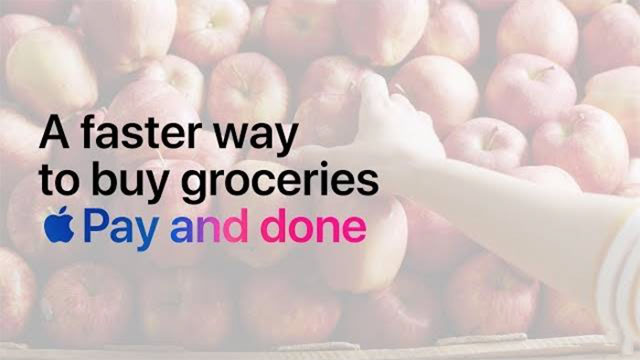 iPhone X — Groceries — Apple