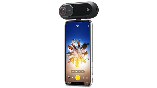 Insta360 ONE Camera Bundle