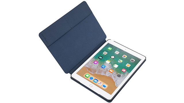 """GRAMAS COLORS """"EURO Passione"""" Book PU Leather Case for iPad 9.7"""