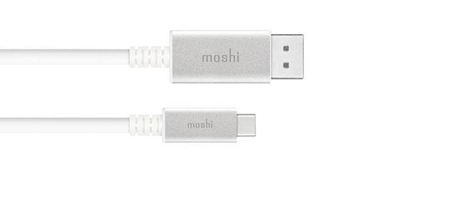 Moshi USB-C - DisplayPort ケーブル