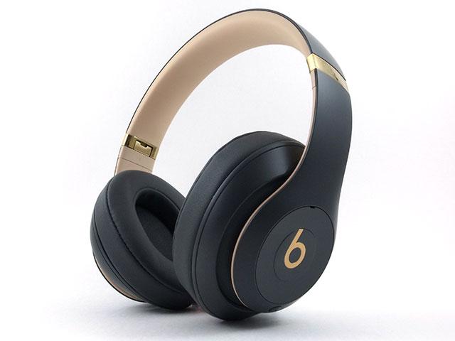 Beats Studio3 Wirelessオーバーイヤーヘッドフォン