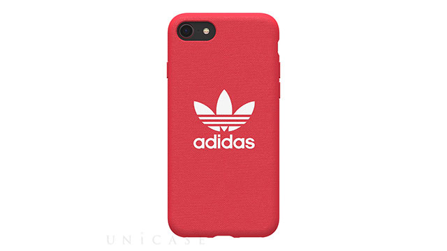 【iPhone 8/7/6s/6 ケース】adicolor Moulded Case (Red)